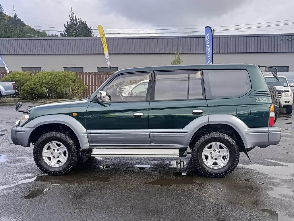 image-1, 1999 Toyota Landcruiser Prado at Dunedin