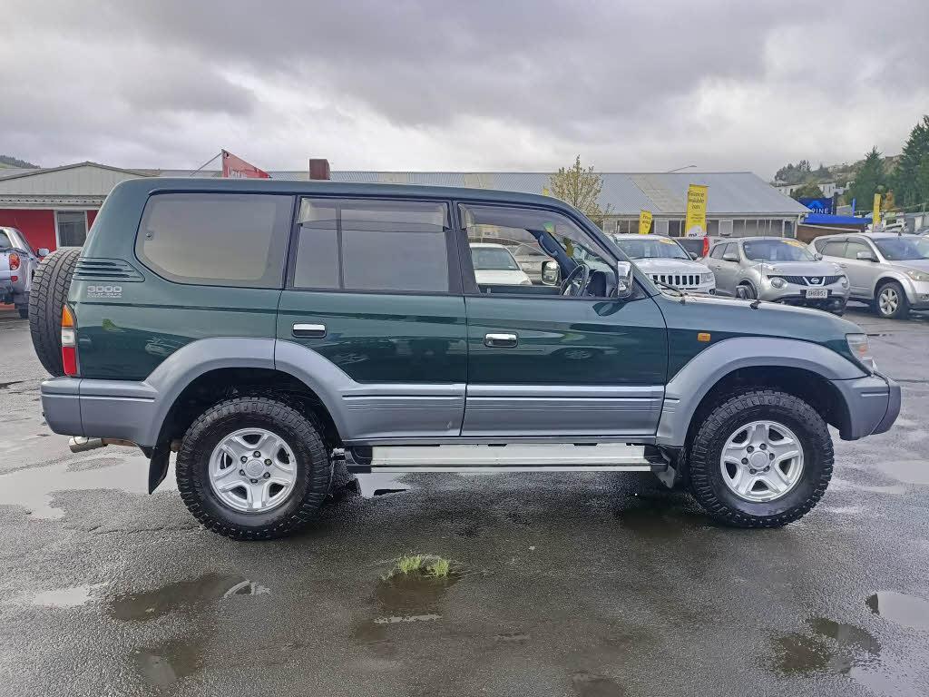 image-2, 1999 Toyota Landcruiser Prado at Dunedin