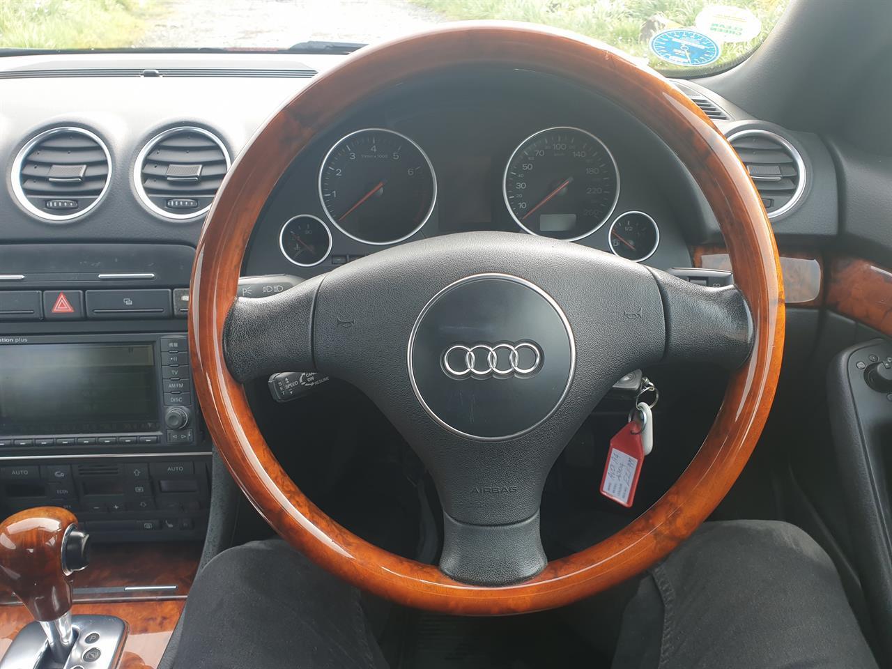 image-9, 2003 Audi A4 at Invercargill