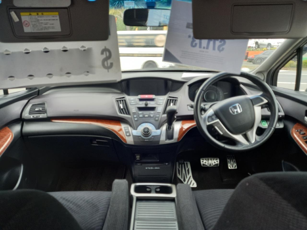 image-18, 2010 Honda Odyssey Aero 7 Seats No Deposit Finance at Dunedin