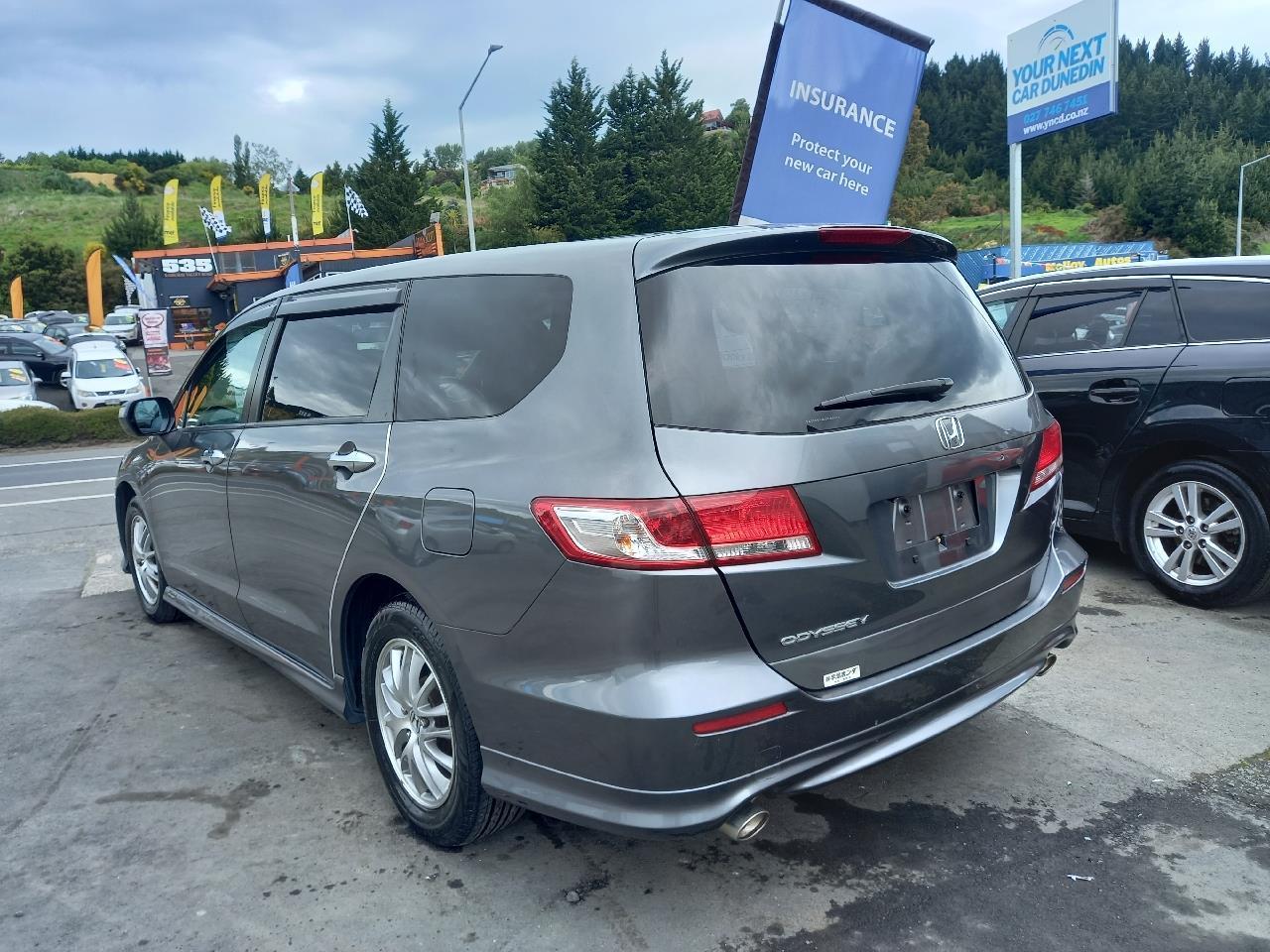 image-6, 2010 Honda Odyssey Aero 7 Seats No Deposit Finance at Dunedin