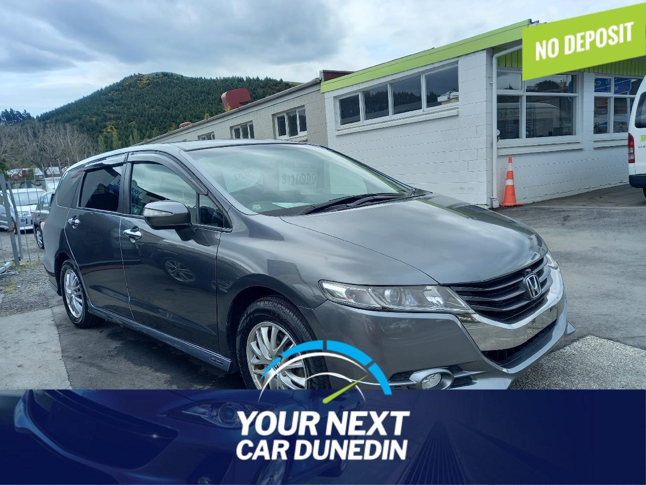 image-0, 2010 Honda Odyssey Aero 7 Seats No Deposit Finance at Dunedin
