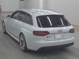 image-1, 2013 Audi RS4 4.2 V8 Quattro FSI Wagon at Christchurch