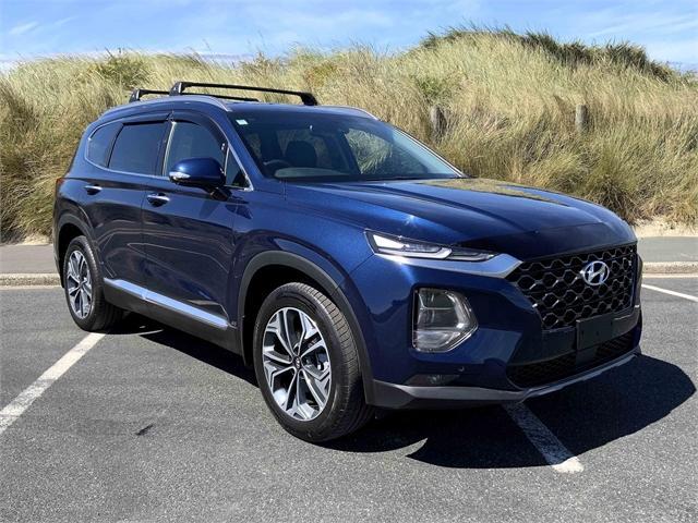 image-0, 2021 Hyundai Santa Fe TM 2.2D Elite 7S at Dunedin