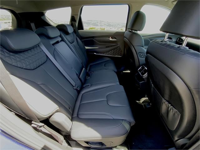 image-13, 2021 Hyundai Santa Fe TM 2.2D Elite 7S at Dunedin