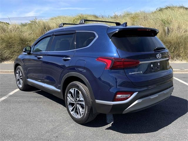 image-5, 2021 Hyundai Santa Fe TM 2.2D Elite 7S at Dunedin