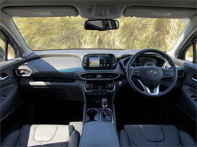 image-9, 2021 Hyundai Santa Fe TM 2.2D Elite 7S at Dunedin
