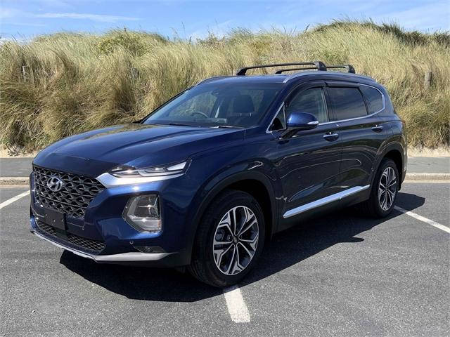 image-7, 2021 Hyundai Santa Fe TM 2.2D Elite 7S at Dunedin