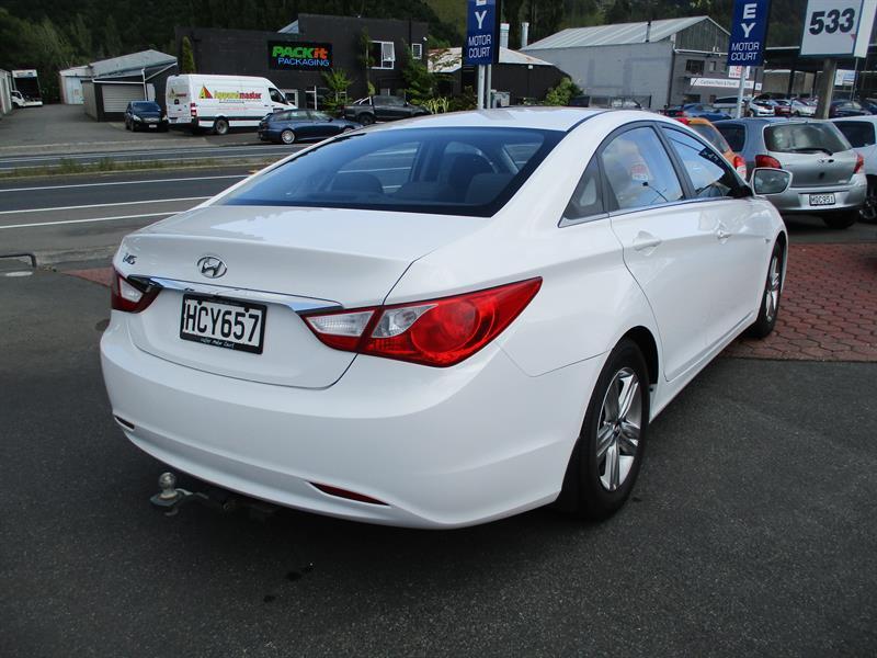 image-5, 2013 HYUNDAI i45 2.0 A6 at Dunedin