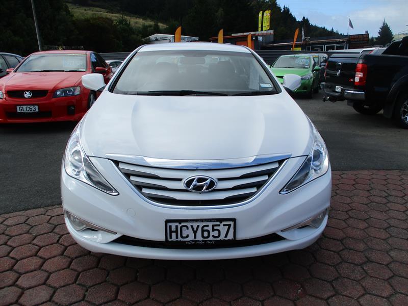 image-11, 2013 HYUNDAI i45 2.0 A6 at Dunedin