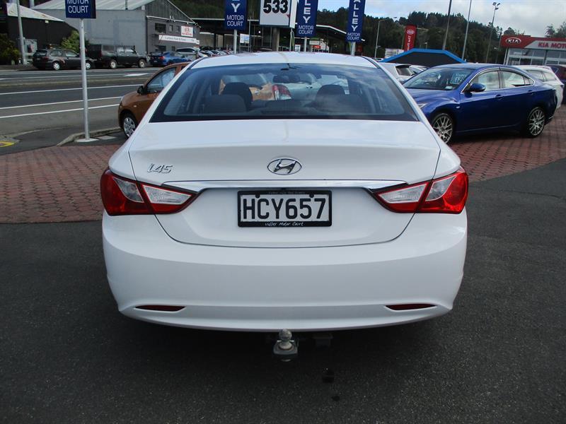 image-6, 2013 HYUNDAI i45 2.0 A6 at Dunedin
