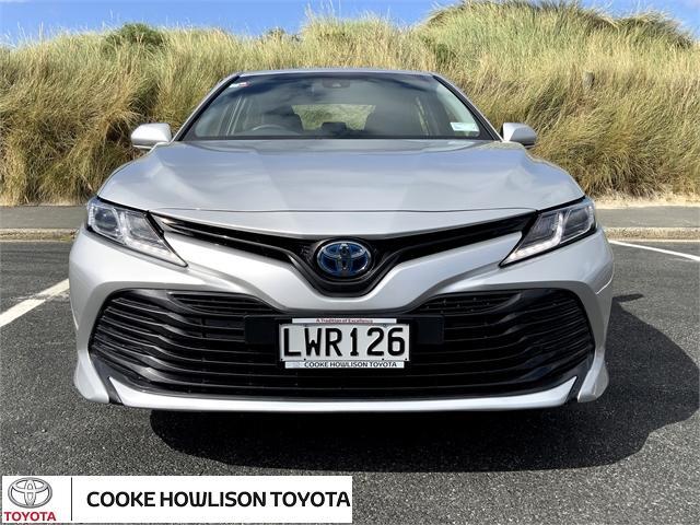 image-1, 2018 Toyota Camry GX 2.5P HV ECVT at Dunedin
