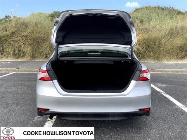 image-5, 2018 Toyota Camry GX 2.5P HV ECVT at Dunedin