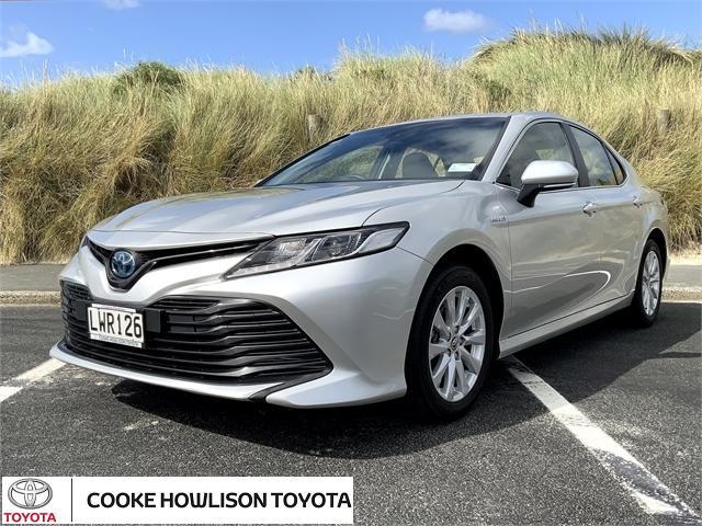 image-0, 2018 Toyota Camry GX 2.5P HV ECVT at Dunedin