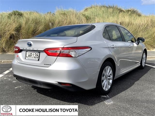image-3, 2018 Toyota Camry GX 2.5P HV ECVT at Dunedin