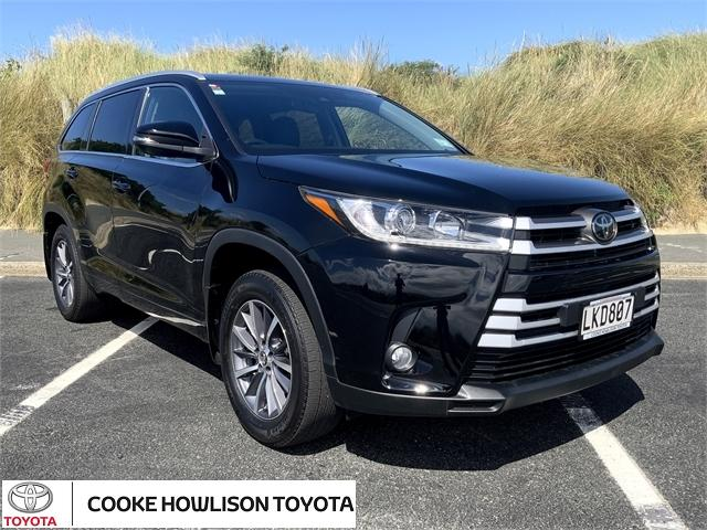 image-0, 2018 Toyota Highlander GXL 3.5P 8AT AWD at Dunedin