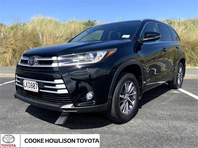 image-2, 2018 Toyota Highlander GXL 3.5P 8AT AWD at Dunedin