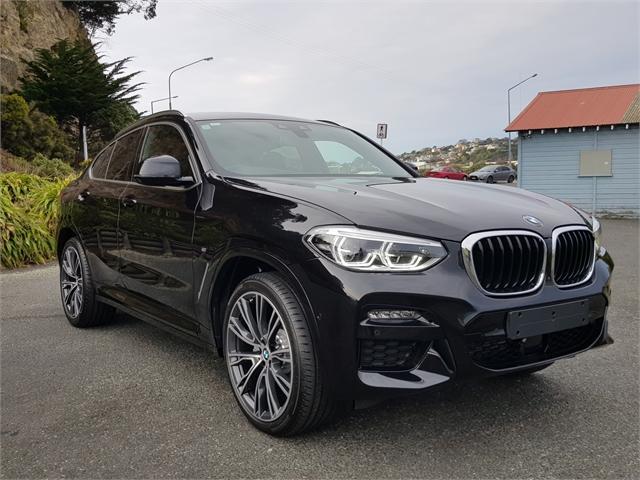 image-2, 2021 BMW X4 xDrive20d M-Sport + Innovations at Dunedin