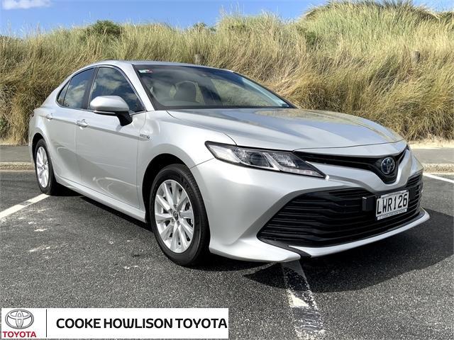 image-2, 2018 Toyota Camry GX 2.5P HV ECVT at Dunedin