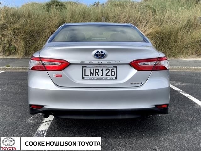 image-4, 2018 Toyota Camry GX 2.5P HV ECVT at Dunedin