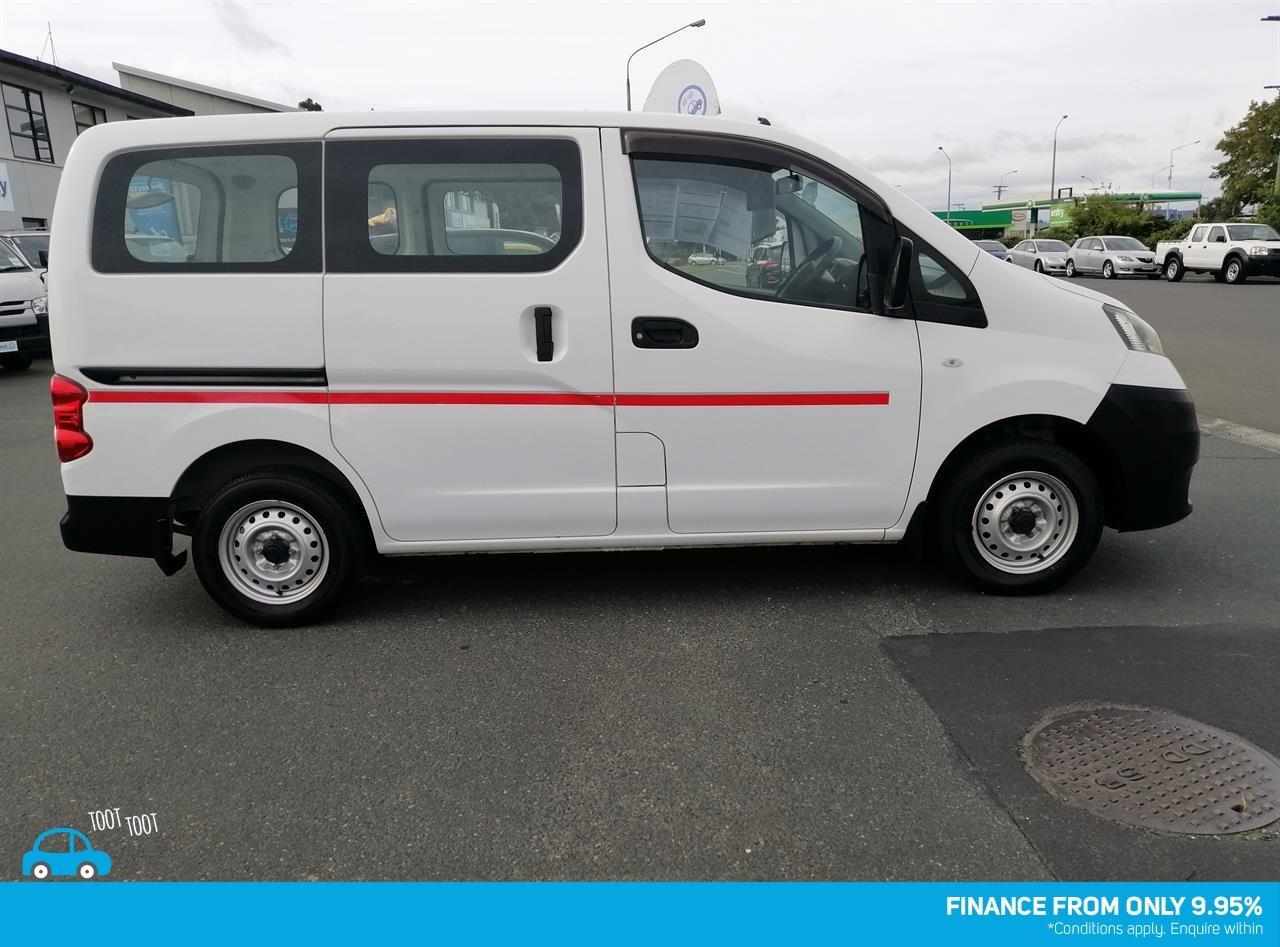 image-7, 2012 Nissan NV200 Vanette at Dunedin