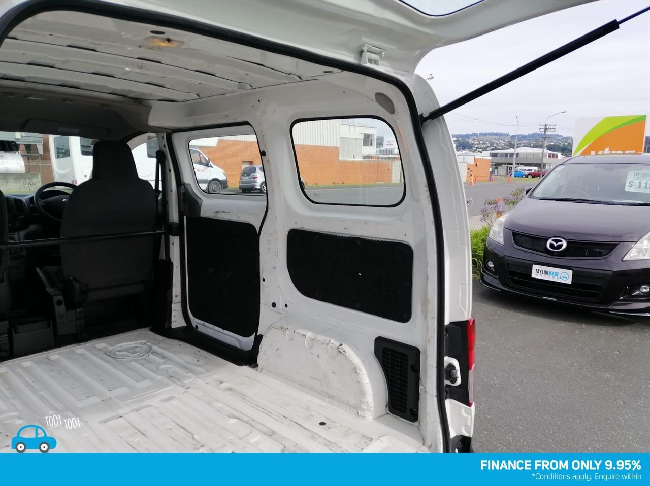 image-10, 2012 Nissan NV200 Vanette at Dunedin