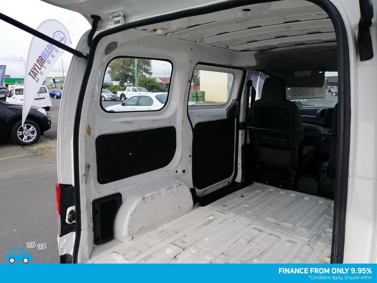 image-11, 2012 Nissan NV200 Vanette at Dunedin