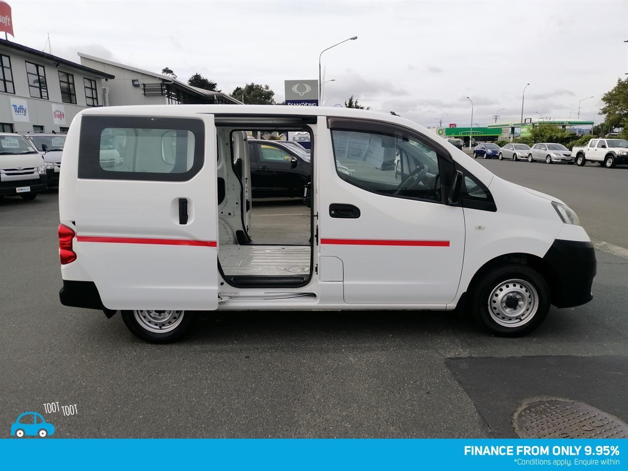 image-8, 2012 Nissan NV200 Vanette at Dunedin