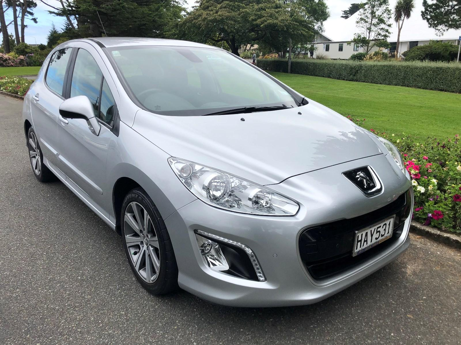 image-0, 2013 PEUGEOT 308 Active at Invercargill