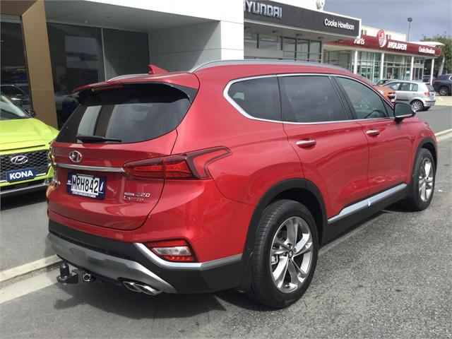 image-2, 2020 Hyundai Santa Fe TM 2.2D 7S LTD at Dunedin