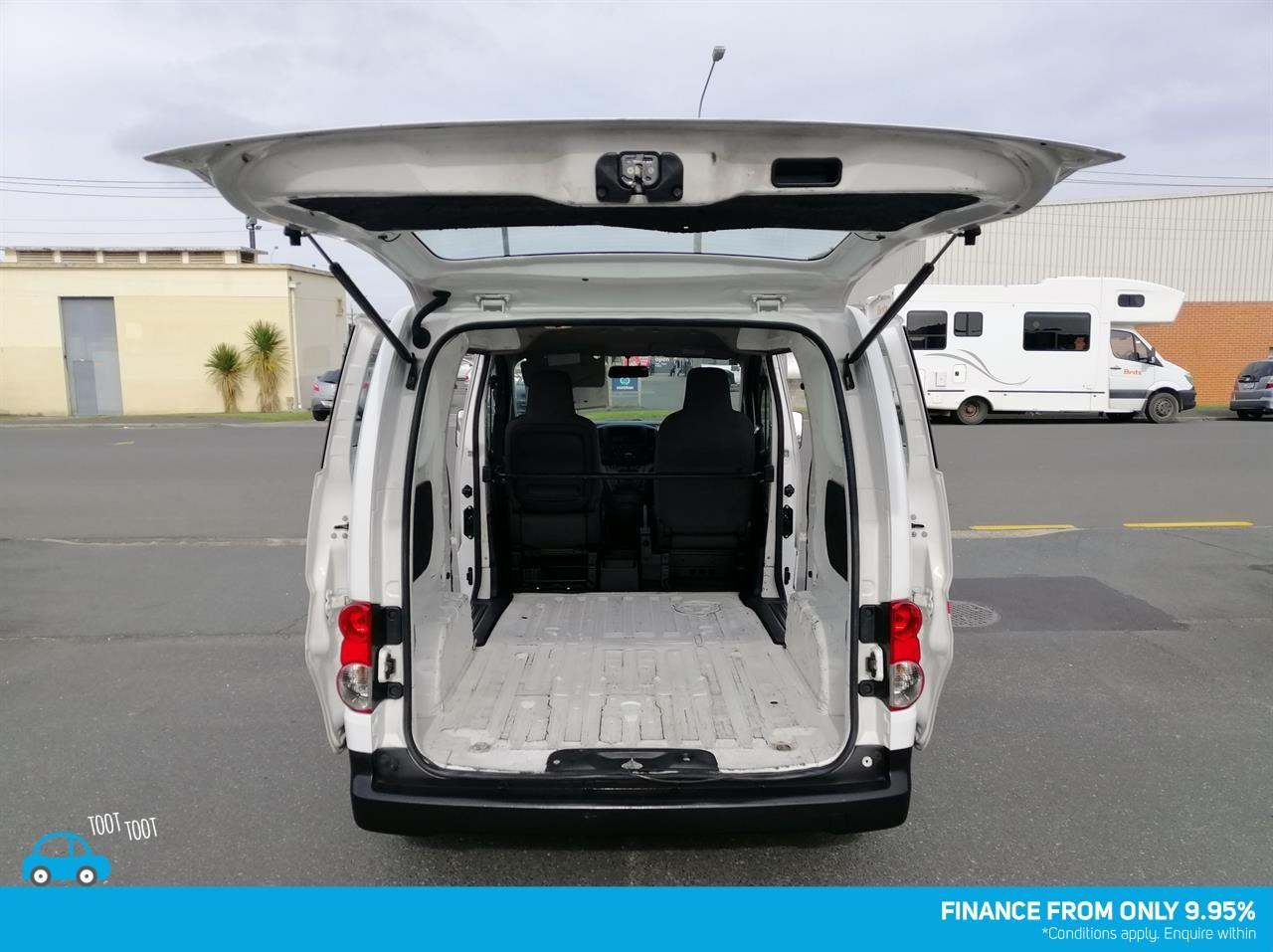 image-9, 2012 Nissan NV200 Vanette at Dunedin
