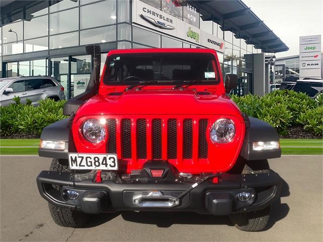 image-5, 2020 Jeep Wrangler Sport 3.6P at Christchurch