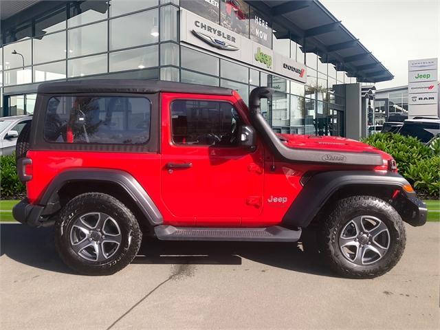 image-3, 2020 Jeep Wrangler Sport 3.6P at Christchurch