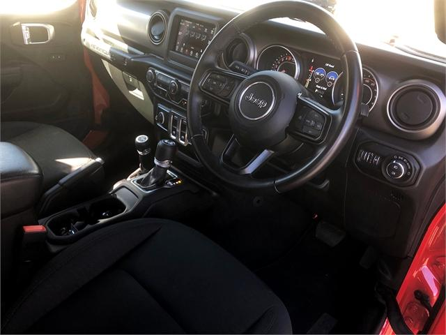 image-2, 2020 Jeep Wrangler Sport 3.6P at Christchurch