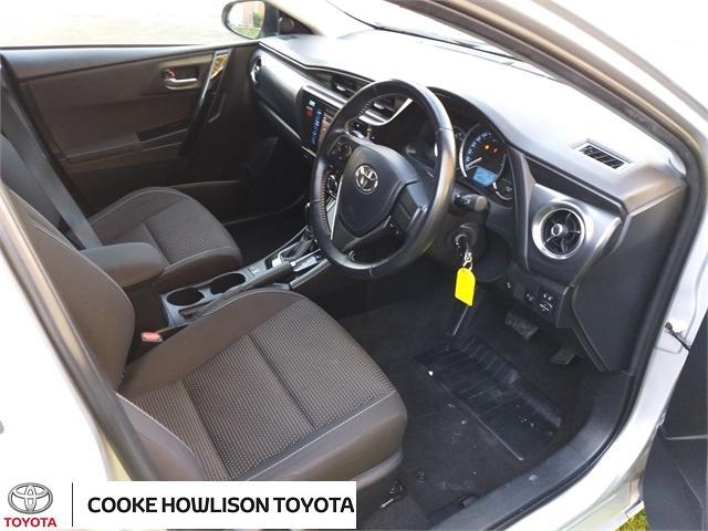 image-14, 2017 Toyota Corolla GLX HATCHBACK at Dunedin