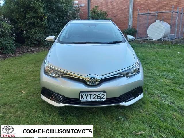 image-1, 2017 Toyota Corolla GX HATHCBACK at Dunedin