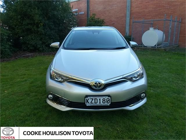 image-1, 2017 Toyota Corolla GLX HATCHBACK at Dunedin