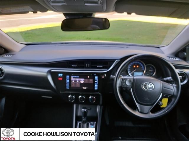 image-13, 2017 Toyota Corolla GLX HATCHBACK at Dunedin
