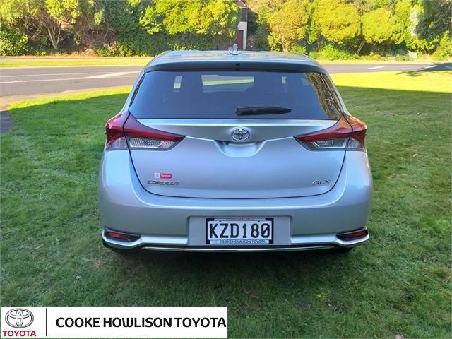 image-4, 2017 Toyota Corolla GLX HATCHBACK at Dunedin