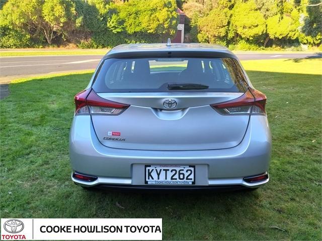 image-4, 2017 Toyota Corolla GX HATHCBACK at Dunedin