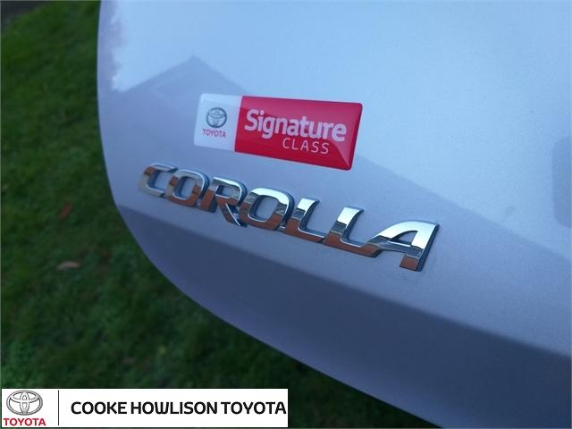 image-9, 2017 Toyota Corolla GLX HATCHBACK at Dunedin