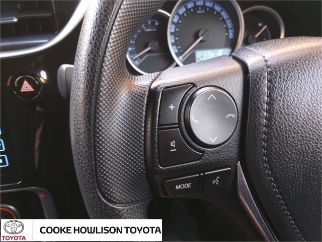 image-18, 2017 Toyota Corolla GX HATHCBACK at Dunedin