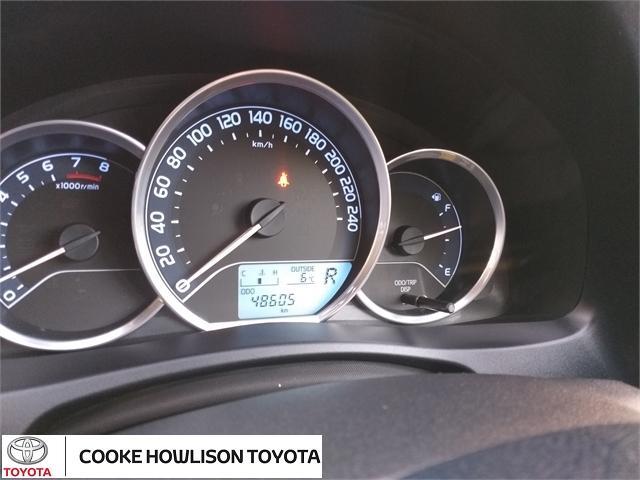 image-18, 2017 Toyota Corolla GLX HATCHBACK at Dunedin