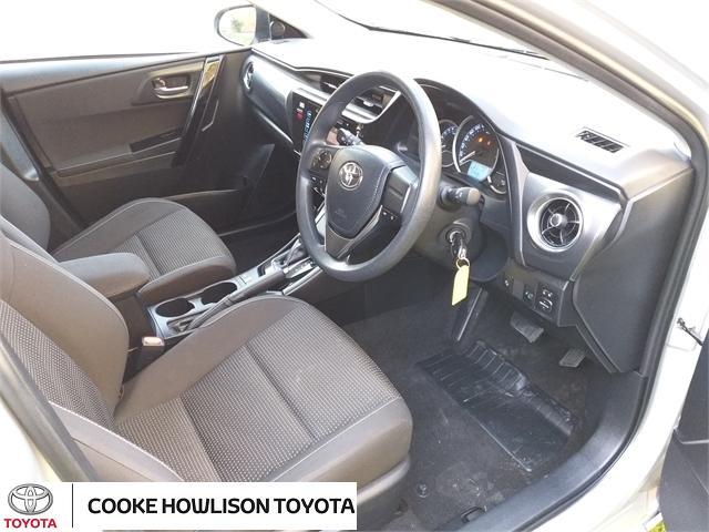 image-13, 2017 Toyota Corolla GX HATHCBACK at Dunedin