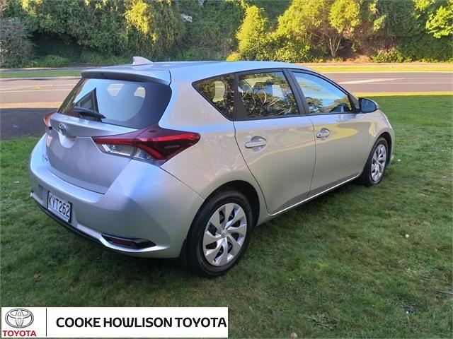 image-5, 2017 Toyota Corolla GX HATHCBACK at Dunedin