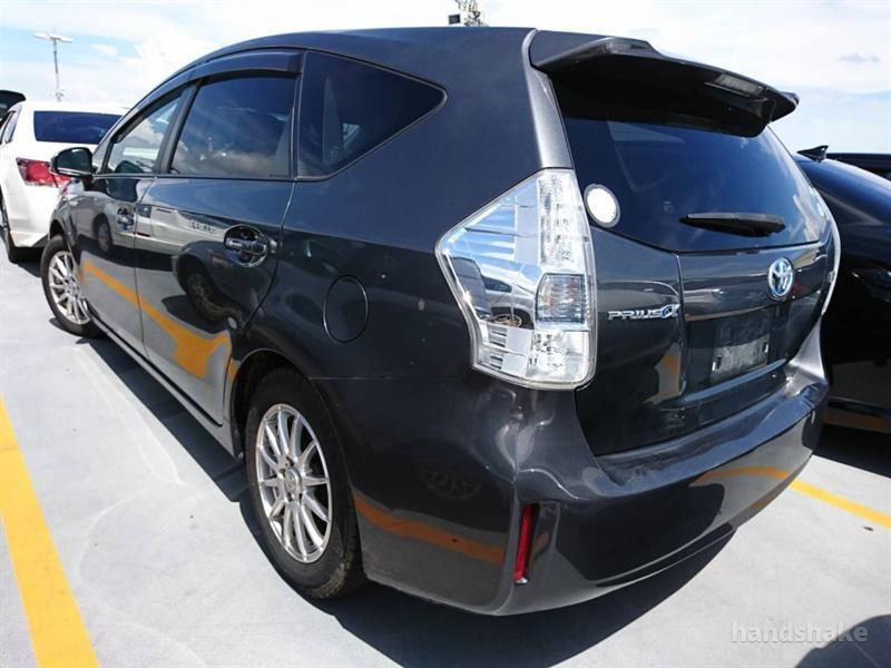 image-1, 2013 Toyota Prius 1.8 S Alpha *Due Late Sep at Christchurch