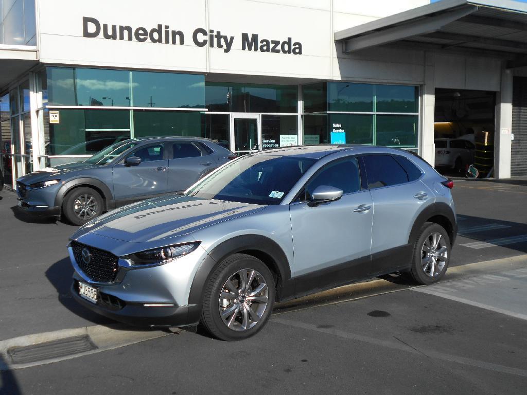 image-0, 2020 Mazda CX-30 LTD  2.5 Petrol AWD at Dunedin