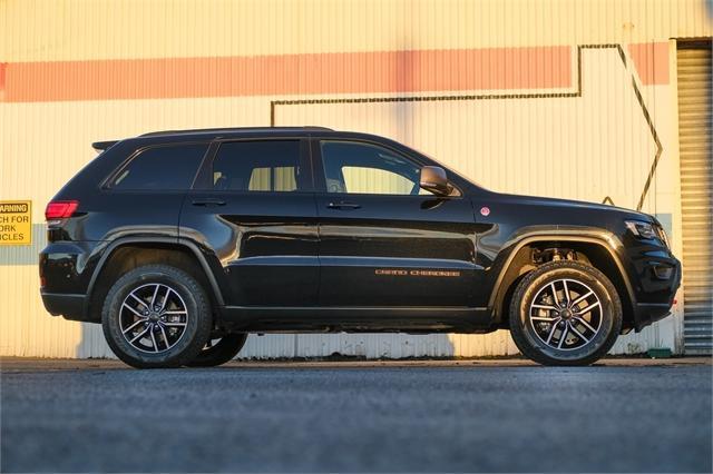 image-1, 2020 Jeep Grand Cherokee TRAILHAWK 3.0D 4WD at Dunedin