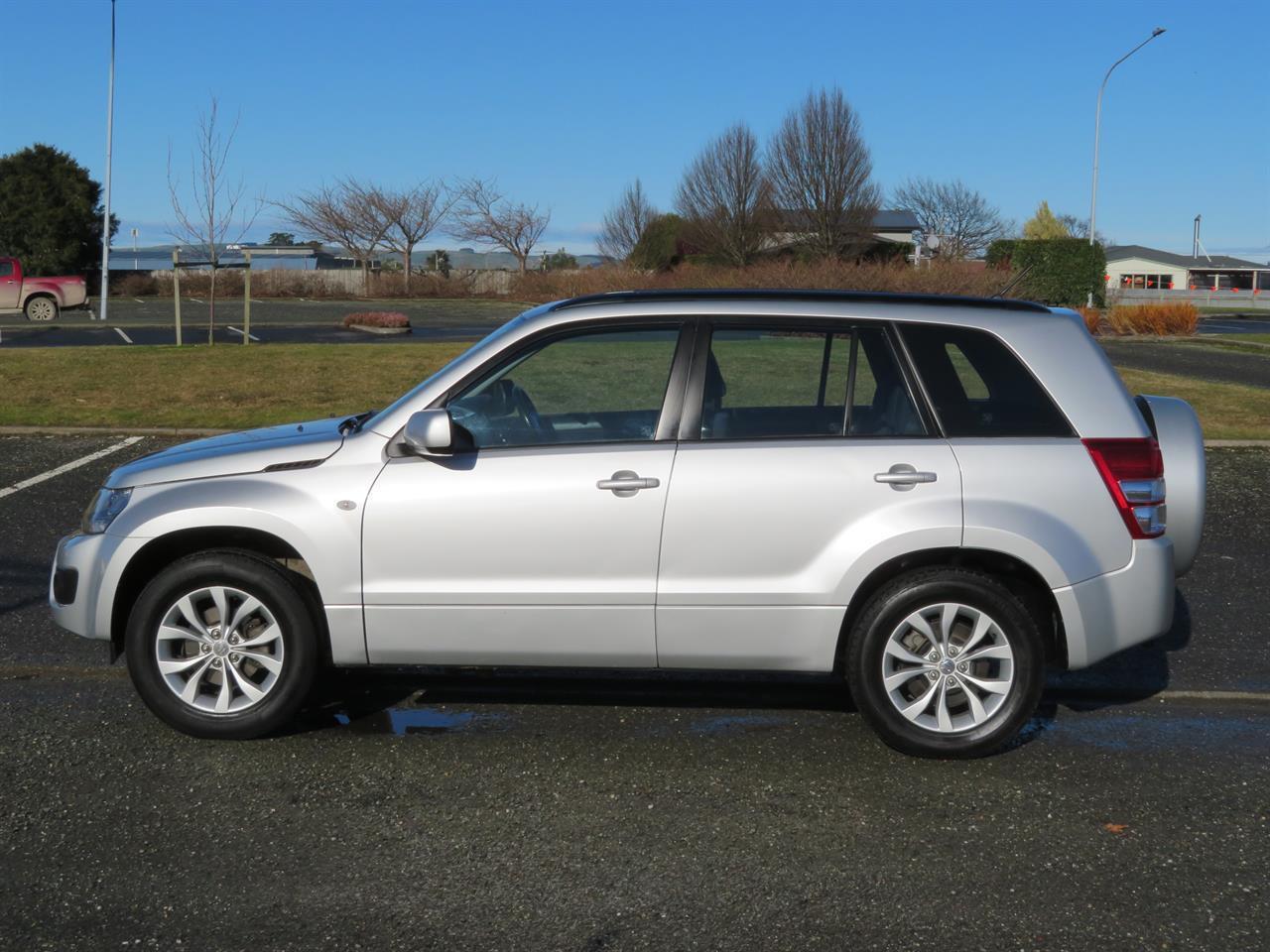 image-5, 2013 Suzuki Vitara Grand 2WD at Gore