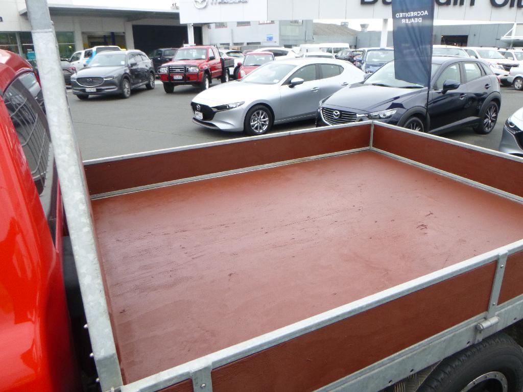 image-6, 2017 Mazda BT-50 GLX  Single Flat deck 2wd at Dunedin